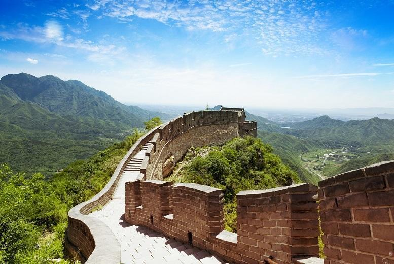 From £299pp instead of up to £1081.93pp (from Merry Travel) for a 6-night 'Historic China' guided tour including 4* accommodation, tour guide and meals - save up to 72%