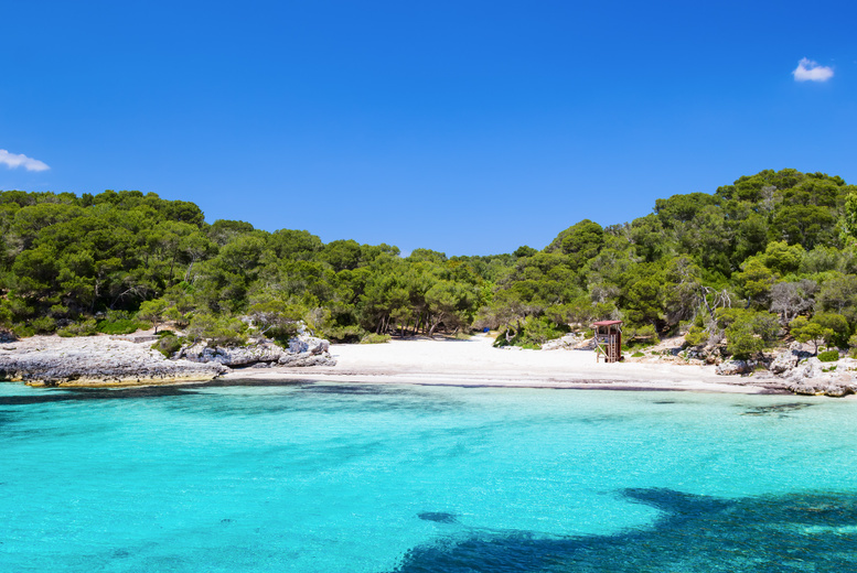 From £89pp (from Crystal Travel) for a 3-night Menorca break and flights or from £159pp for 7 nights - save up to 20%