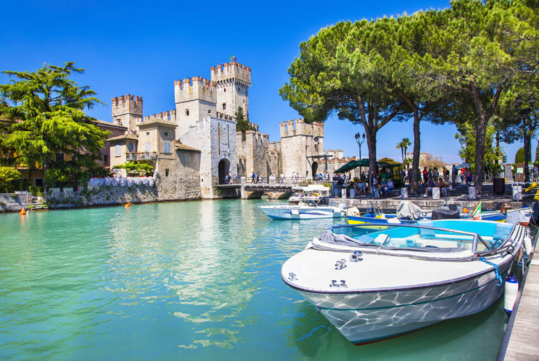 From £69pp (with Weekender Breaks) for a two-night Lake Garda break with breakfast and return flights, from £109pp for three nights - save up to 20%