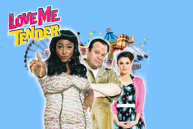 £15 for a Band B ticket or £20 for a Band A ticket to see Love Me Tender at the Grand Opera House, York - save up to 37%