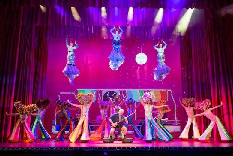 From £22.50 for a Band C ticket to see Priscilla Queen of the Desert, from £32.50 for a Band B ticket, from £37.50 for a Band A ticket with ATG Tickets