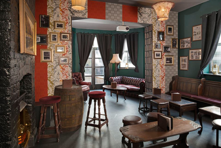 £15 for a three-hour tequila or whisky tasting experience at Lock 91, Manchester