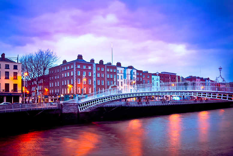 From £69pp (from Crystal Travel) for a 2-night Dublin break including flights from Stansted, Birmingham or Manchester - save up to 42%