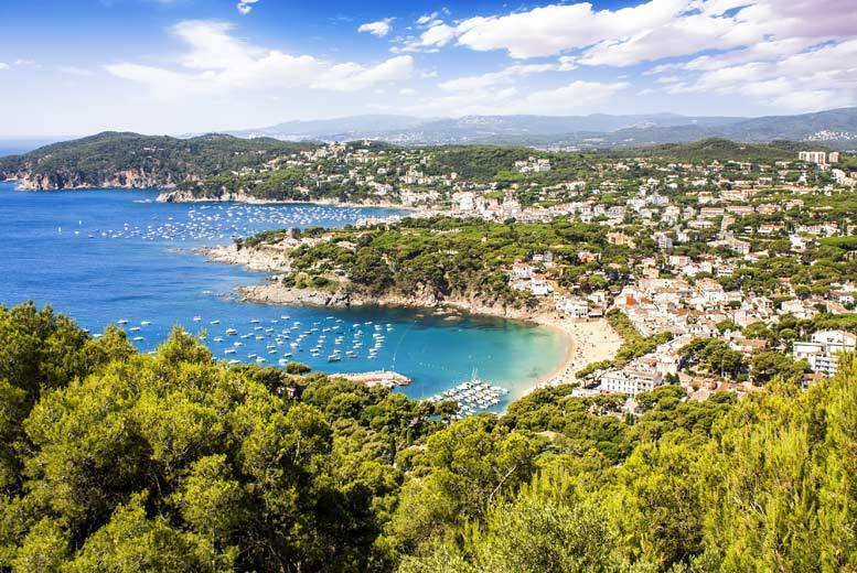 From £99pp (with ClearSky Holidays) for a three-night 4* Costa Brava all-inclusive break with flights, from £219pp for seven nights - save up to 24%