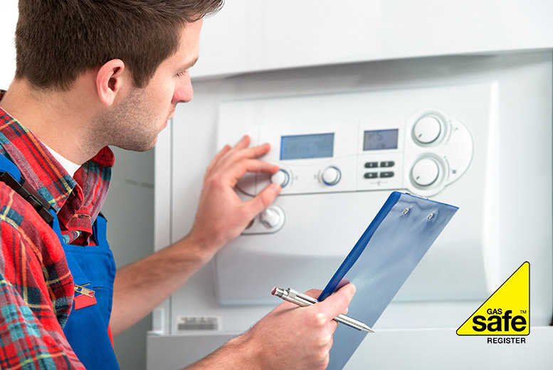 £39 instead of £79.99 for a boiler service and pre-winter plumbing health check from Dyno Plumbing, East Midlands - save 51%