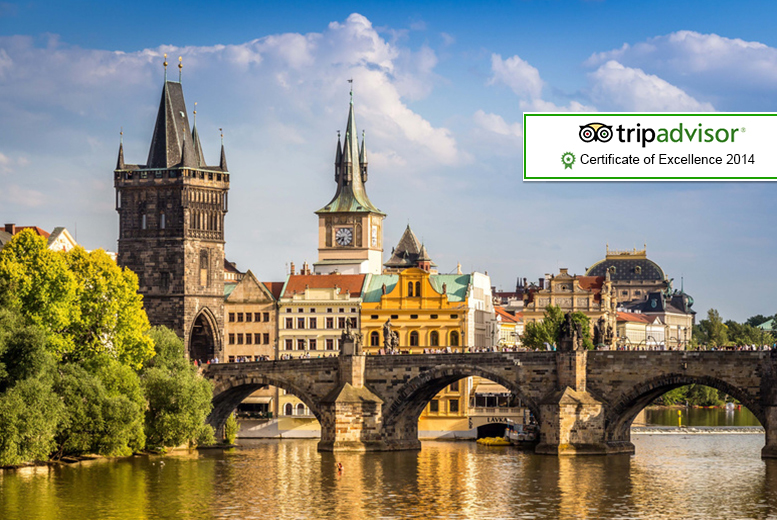 From £149pp (from Weekender Breaks) for a 2nt Berlin and 2nt Prague break including breakfast, flights and internal transfer, or from £199pp for 6nts - save up to 42%