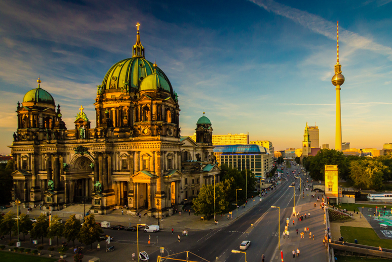From £149pp (from Weekender Breaks) for a 2-night Berlin and 2-night Prague break including breakfast, flights and internal transfer, or from £199pp for a 6-night break!