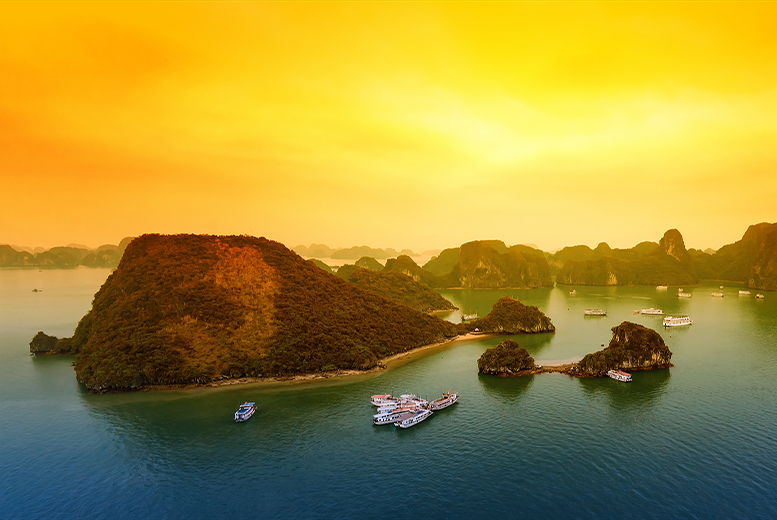 £399pp (from THG Holidays) for an eight-night Vietnam tour including a guide, selected meals, internal flights and transfers!