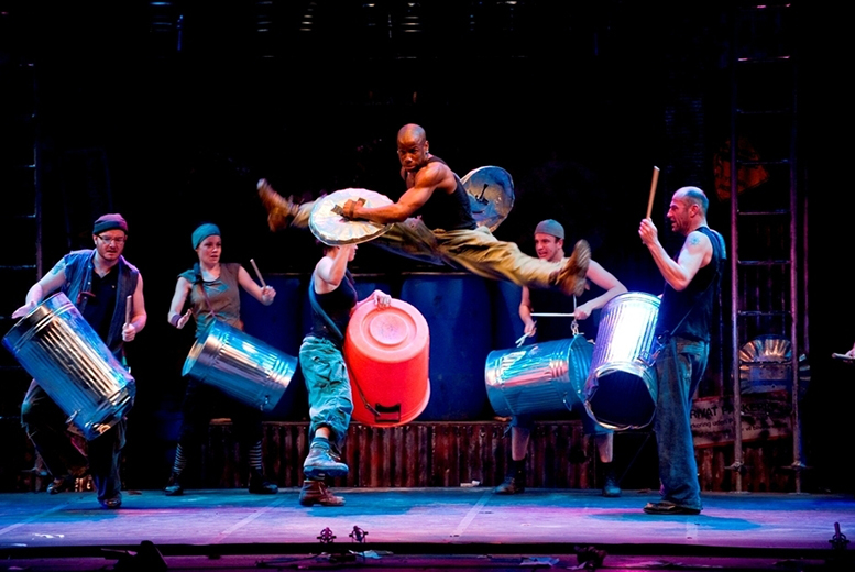 £89pp (with OMGhotels.com) for an overnight London stay with top price tickets to see Stomp on the West End!