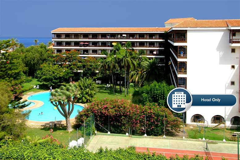 From £69 (from Europlayas) for a 4nt Tenerife stay in a self-catered studio apartment for up to 2 adults and 1 child, from £109 for a seven-night stay - save up to 23%