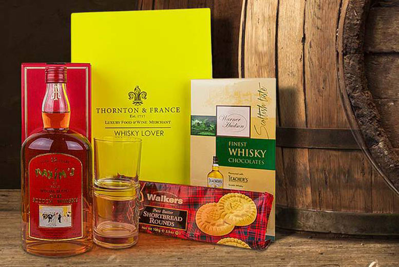 The Best Deal Guide - Father's Day Whisky Hamper