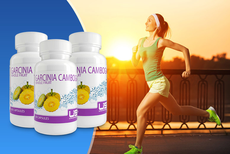 £14.99 instead of £96 for a three-month* supply of garcinia cambogia capsules - save 84% + DELIVERY INCLUDED!
