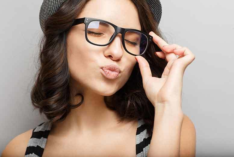 £24 instead of £100 for an eye test and £100 voucher towards designer glasses at Astons Optique, Accrington - save 76%