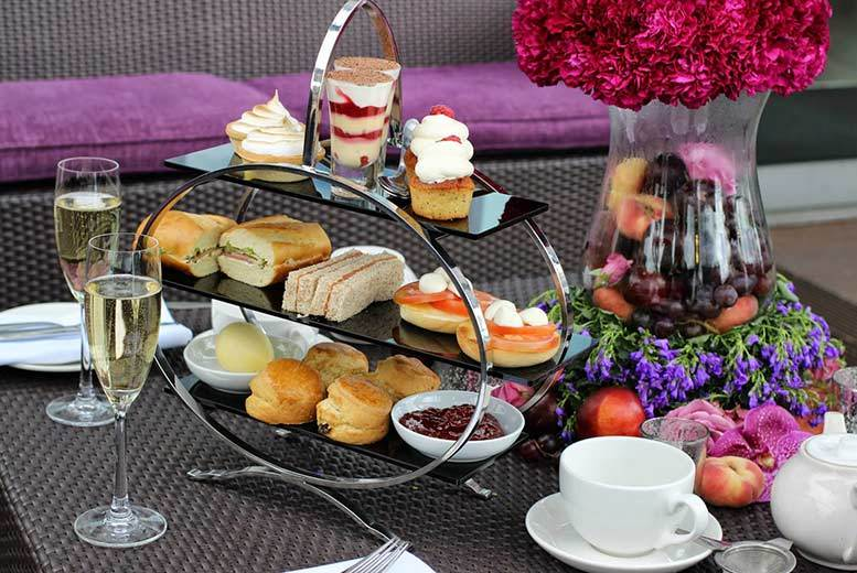 £14 instead of £24 for an afternoon tea for two, or £19 to include a glass of Prosecco each at The Paper Mill, Lasswade - save up to 42%
