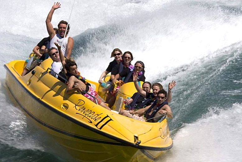 £19 for a 2-hour Jet Viper powerboating experience for 1 person, £37 for 2 people or £70 for 4 people with Saber Powersports, Southampton - save up to 73%