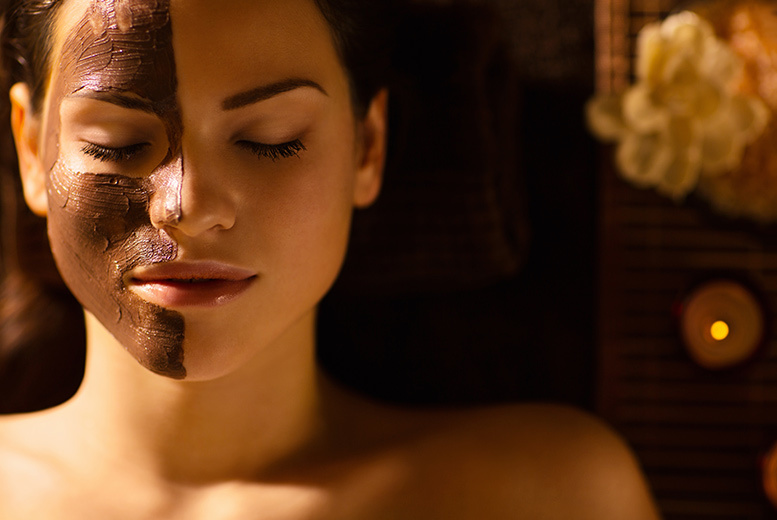 £39 instead of £154 for a chocolate fantasy spa pamper package including four treatments and Prosecco at Enhance Clinic, Liverpool - save 75%