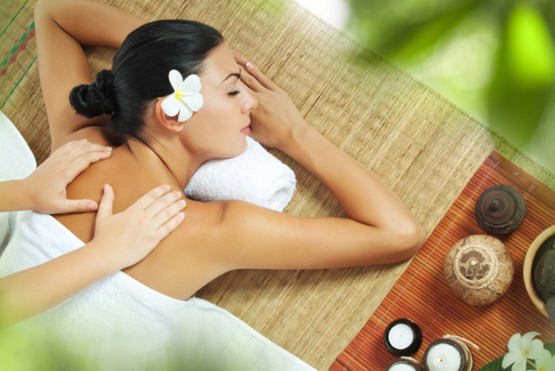 £10 instead of £50 for a one-hour massage or £18 including a one-hour exfoliating and cleansing facial at 50 Shades of Beauty, Harrogate - save up to 80%