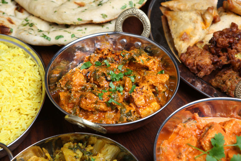 £19 for an up to £90 Indian food voucher for up to 6 people at New Golden Gate, Sutton - save up to 79%