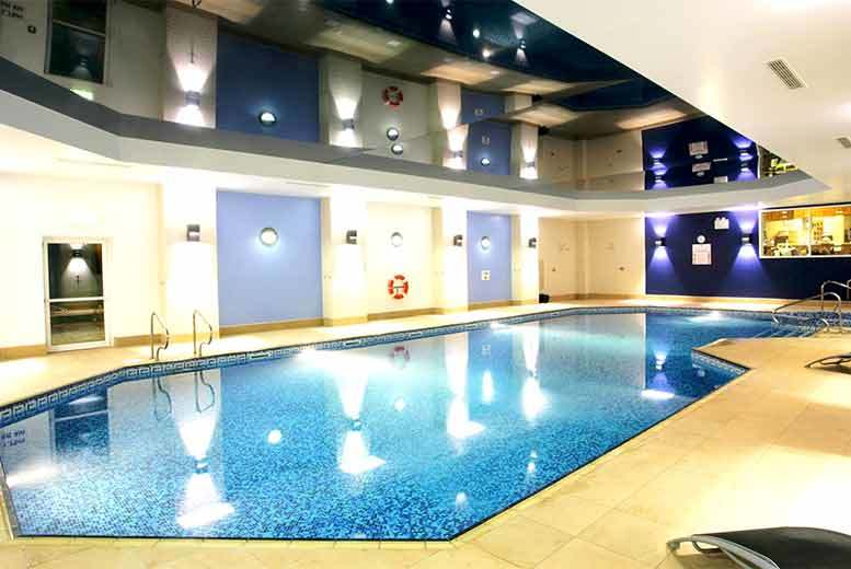 £27.95 instead of £55.90 for afternoon tea with health club access for two at Best Western Plus Windmill Village Hotel, Allesley - save 50%