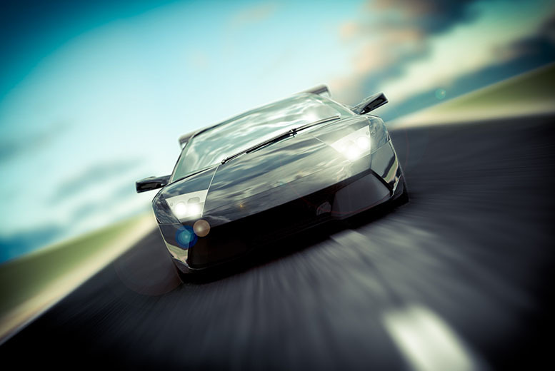 £35 for a supercar driving blast experience at 20 UK locations from Buyagift - drive a Porsche, Lamborghini or Ferrari!