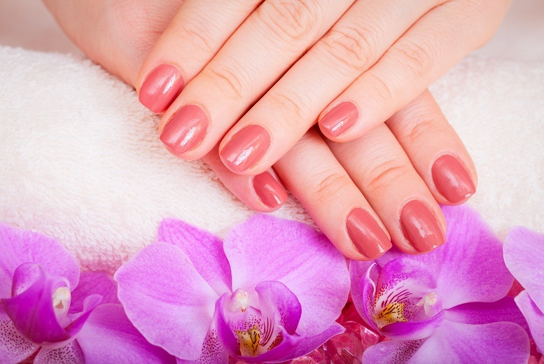 £8 for a Gelish manicure, £14 to include a Gelish pedicure from Beauty by Allana