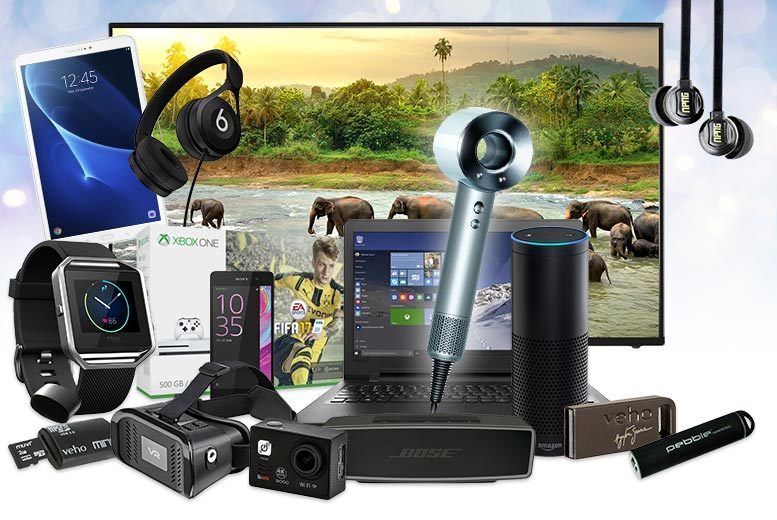The Best Deal Guide - Mystery Electronics Deal - Apple, Dyson, Bose, Beats, Veho & More!