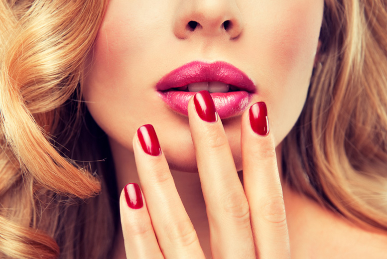 £9 instead of £31 for a Shellac manicure at Tan Box, Bromborough - choose from a range of shades and save 71%
