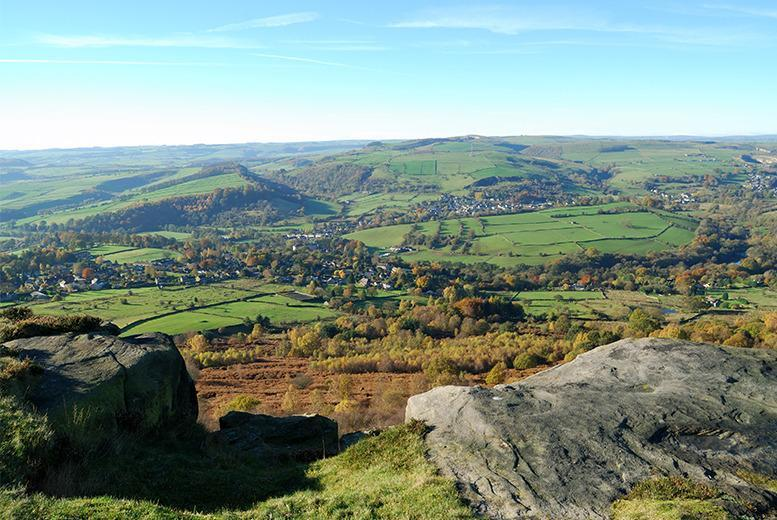 £69 for a one-night stay for two including a one-course dinner and continental breakfast at The Dog and Partridge Country Inn, Peak District - save up to 39%
