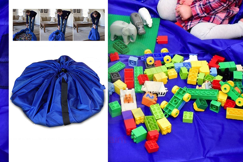 The Best Deal Guide - Play 'n' Away Toy Tidy Mat