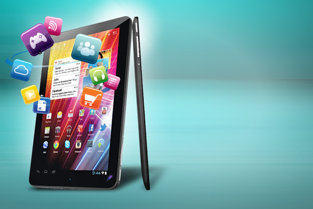 "£99 instead of £149 for a GoTab Android 10"" Tablet with Android 4.0 Ice Cream Sandwich - save 34%"