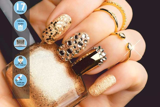 Nail art business diploma course includes video content prinsesfo Images