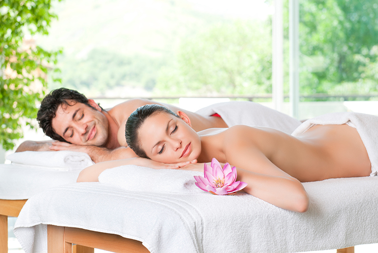 £79 for a 4* spa day for two people including two treatments and afternoon tea each, or £118 for three people at The Westerwood Hotel, Cumbernauld - save up to 61%