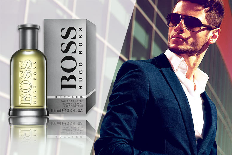 £35 instead of £41.01 for a 100ml bottle of Hugo Boss aftershave or £45 for a 100ml bottle of Hugo Boss Bottled EDT from Deals Direct  save up to 15