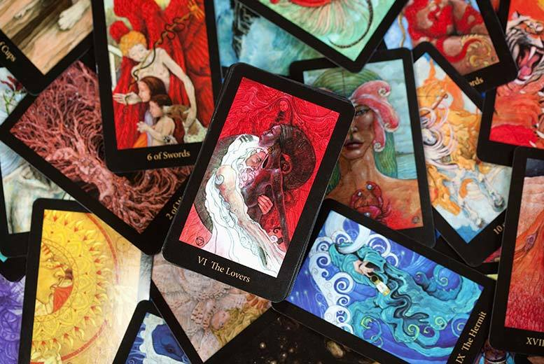£9 instead of £20 for a phone or email tarot card reading with Love Buddha Tarot - see what's in your stars and save 55%
