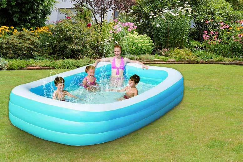 Buy Cheap Inflatable Swimming Pool Compare Outdoor Toys Prices For Best Uk Deals