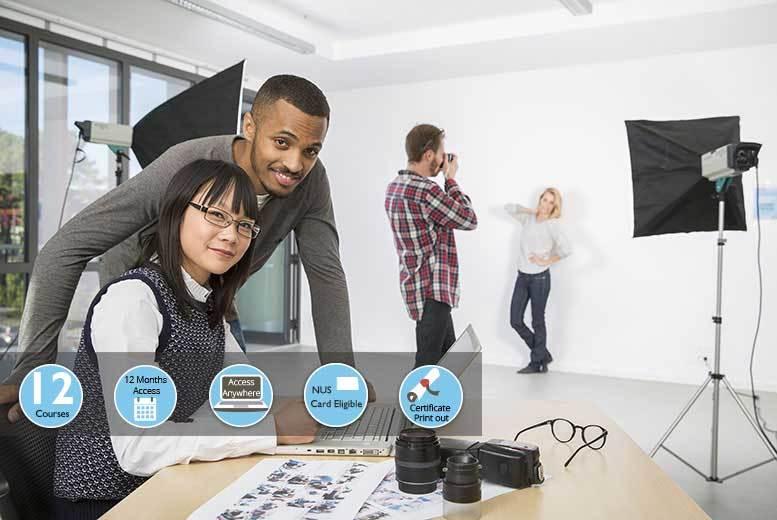 Photography Business Course Bundle - 12 Courses including Photoshop!