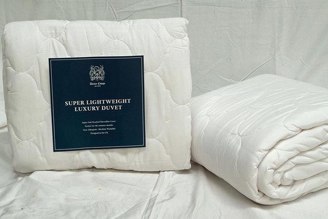 super-lightweight summer duvet