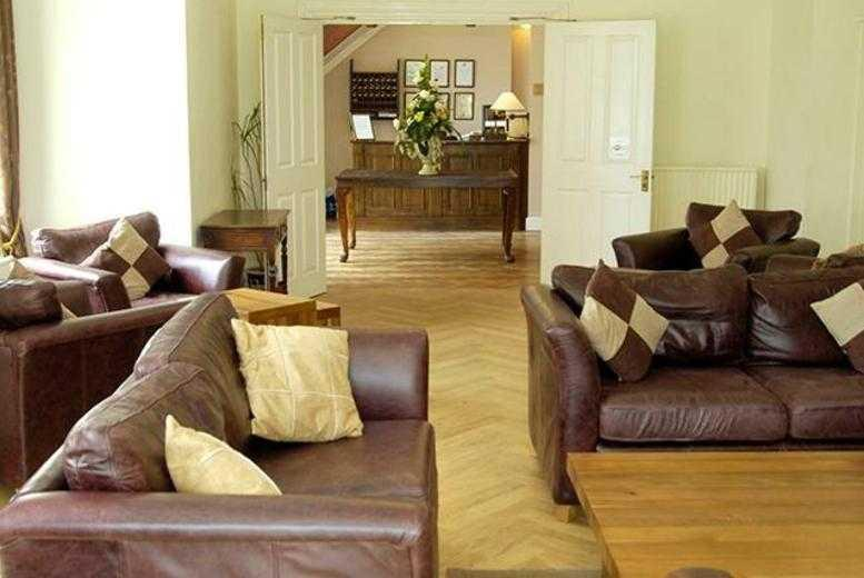 £199 (at Bignell Park Hotel) for a two-night stay for two in an executive room including a £50 dinner voucher, spa treatment each and breakfast - save up to 47%