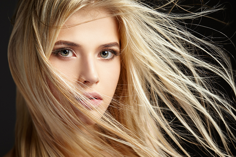 £19 instead of up to £74 for a hair cut, half head of highlights or full head of colour plus shampoo, blowdry and style at Amelia's Hair & Beauty, Leeds - save up to 74%