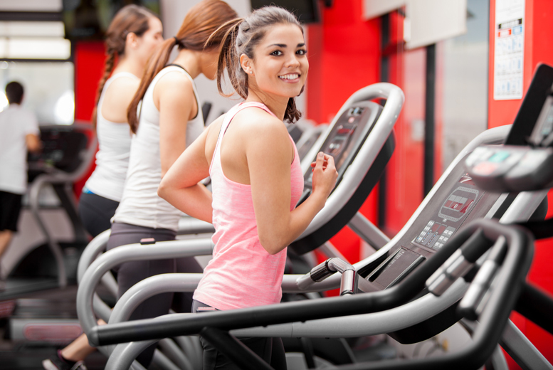 £10 instead of £50 for 10 gym passes from Horsforth Health and Fitness, Horsford - save 80%