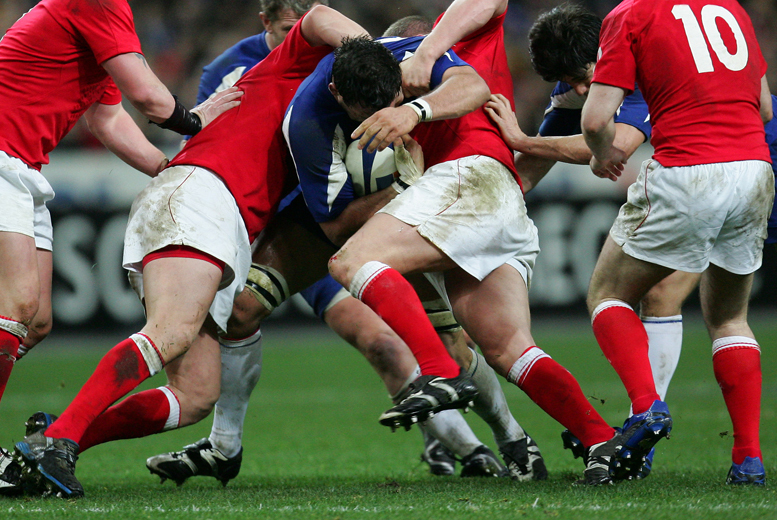 £12 for entry for one to a Rugby World Cup 2015 match screening with a steak burger and beer, £22 for two at Roxy Bar & Screen, London Bridge - save up to 29%