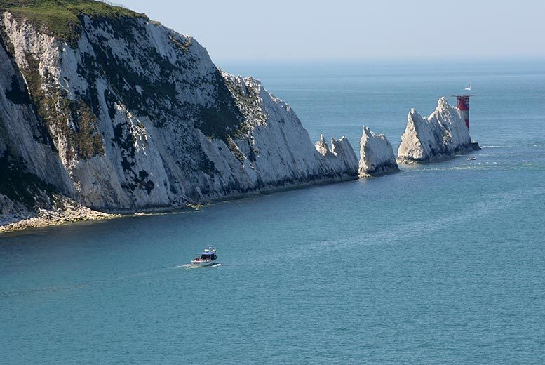 £44 instead of £120 for an Isle of Wight day tour including a ferry transfer with Abbey Tours - save 63%