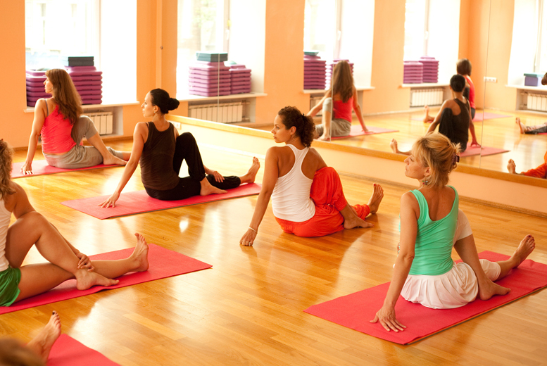 £12 instead of £36 for 6 beginner yoga classes at Blue Lotus Yoga, Kidsgrove - improve your flexibility and fitness and save 67%