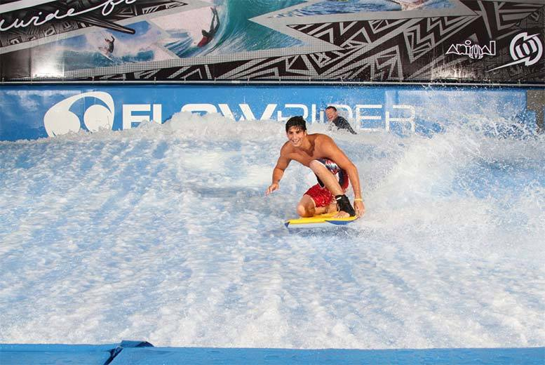 £44 instead of up to £69.99 for a flowboarding session for two in Milton Ernest, Bedfordshire from Activity Superstore - save up to 37%