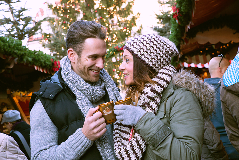 From £89pp (from Weekender Breaks) for a two-night Christmas market break including flights to a choice of 24 European cities - save up to 25%