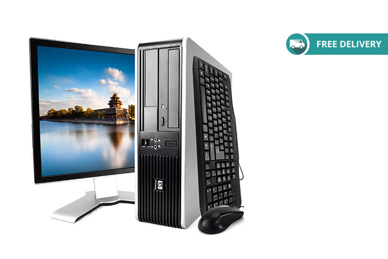 From £149 (from Computers Reborn) for a 4GB RAM 320GB HP DC7900 desktop PC, £179 for an 8GB RAM 320GB model, £189 for a 4GB RAM 1TB model, or £199 for an 8GB RAM 1TB model - save up to 70% + DELIVERY IS INCLUDED