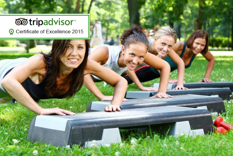 £99 for a two-day all-inclusive fitness retreat, £149 for a three-day retreat at Hartington Hall, Derbyshire with Motivate Bootcamp - save up to 60%