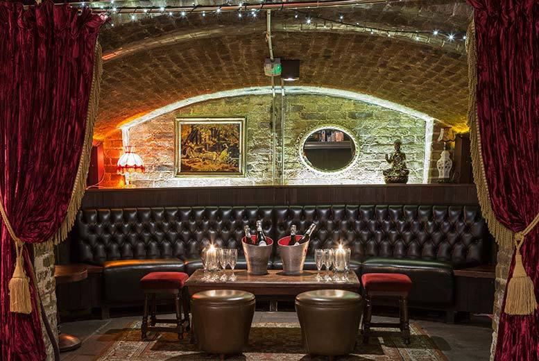 £29 instead of £50 for a burger meal and 'unlimited' Prosecco for two people at Grand Union - choose from 8 London locations and save 42%