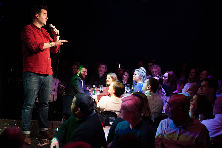 £9 for entry to a two-hour comedy show for one person, £16 for two people at Jongleurs Comedy Club - choose from 11 UK locations and save up to 53%