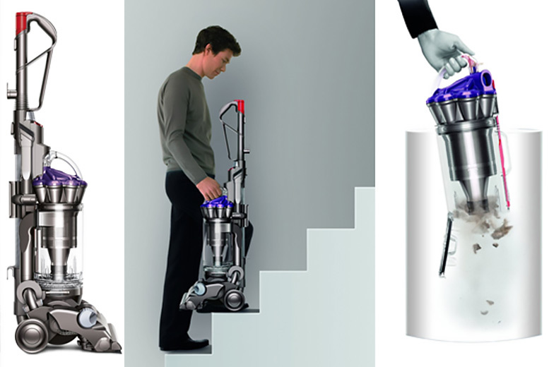 £119 (from KD Appliances) for a Dyson DC33 Animal upright vacuum cleaner